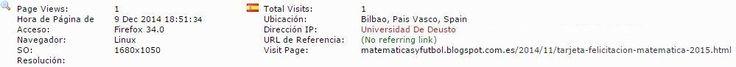 Universidad de Deusto. Bilbao, Pais Vasco, Spain  http://www.deusto.es/