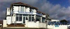 Marina Bay Hotel, Sandown, Isle of Wight, England. Hotel. Holiday.
