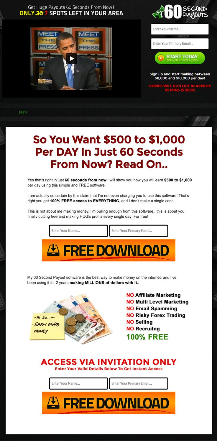 60 Second Payout Review - Binary Options Software Signals Review  #60SecondPayout #Review