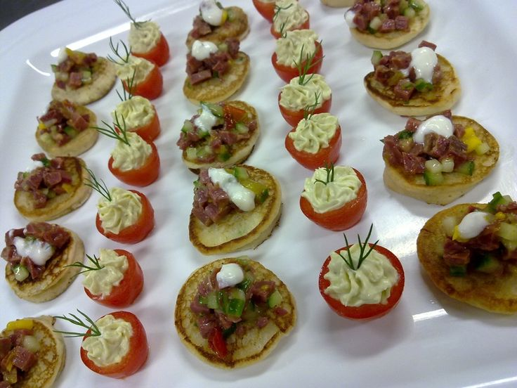 1000 images about canapes on pinterest pears mini for Meatball canape