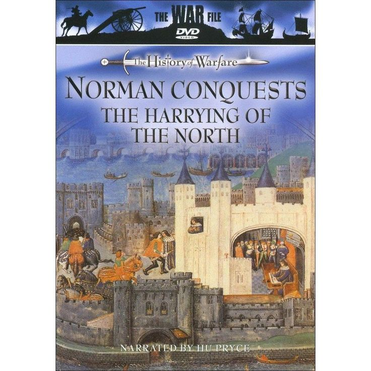 The History of Warfare: Norman Conquests - The Harrying of the North (dvd_video)