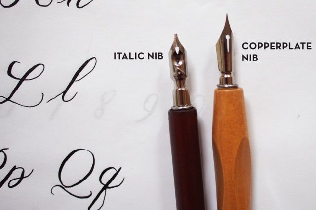 Good Tips On Learning Calligraphy Art School Pinterest