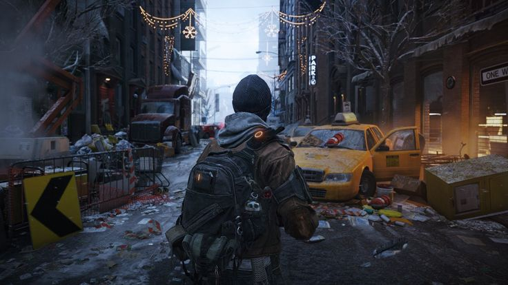 Tom Clancy's: The Division… looks awesome