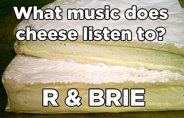 18 Incredibly Important Cheese Puns To Make You Smile