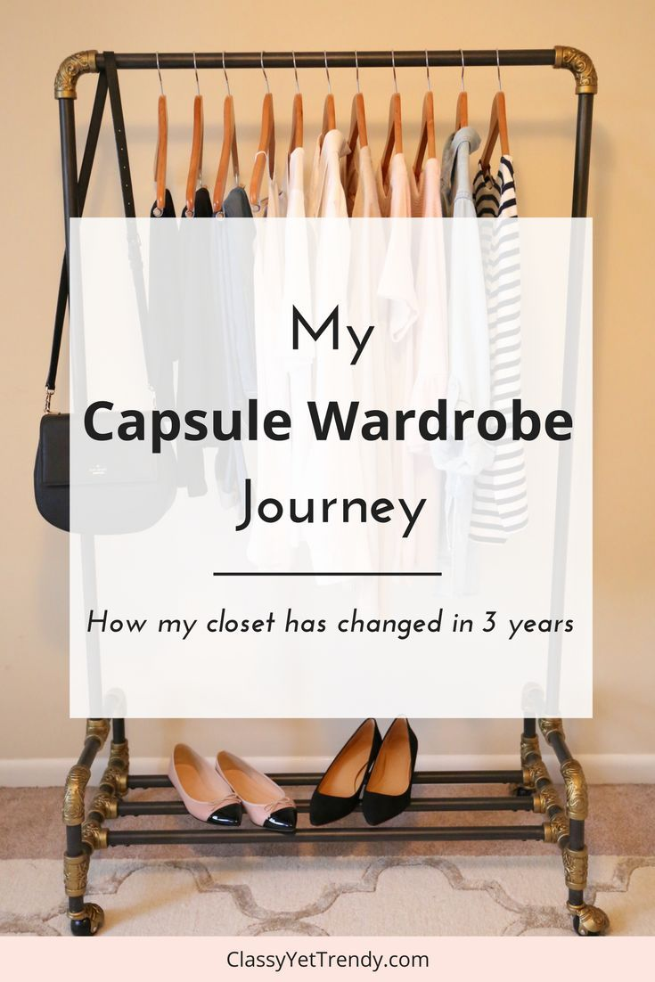 My 3 year capsule wardrobe journey and what I've learned along the way. I can't believe time has gone by so fast. I've learned so much about blogging, but I've learned more about how a capsule wardrobe has improved my life by saving me money, getting dress quickly, having a neat and organized closet, reducing clutter and stress. My closet looks better than ever with all the pants, jeans, skirts, tops, and shirts I will ever need.
