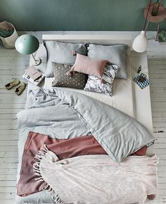 Order now the best bedroom design inspiration for your interior design project at http://essentialhome.eu/