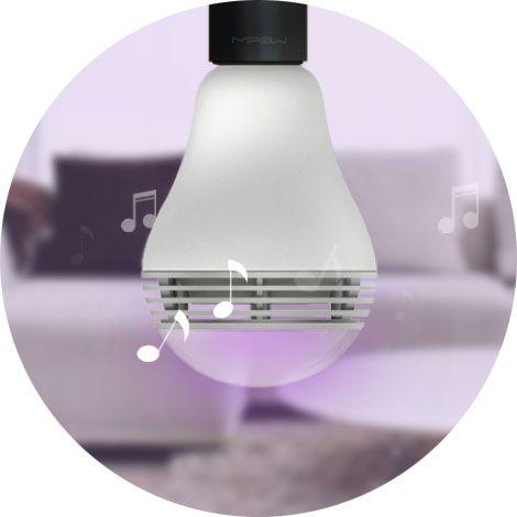 Playbulb Candle, la bougie connectée qui fait des étincelles