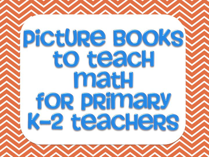 DDSD K-2 Bridges Training: Books for Teaching Primary Math.....also great practice sheets a few posts back