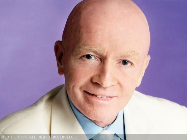 Opportunity for India to emerge as major global financial market after Brexit: Mark Mobius - The Economic Times
