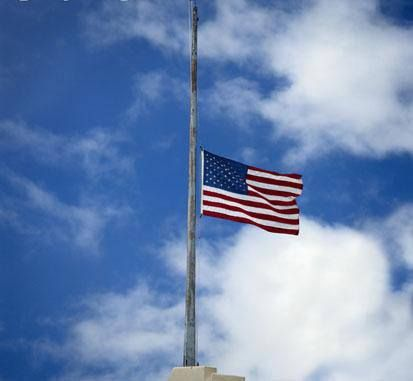 since no one has flown our flag at half mast to honor the lives of the murdered military in Chattanooga, honor them on Pinterest anyway.