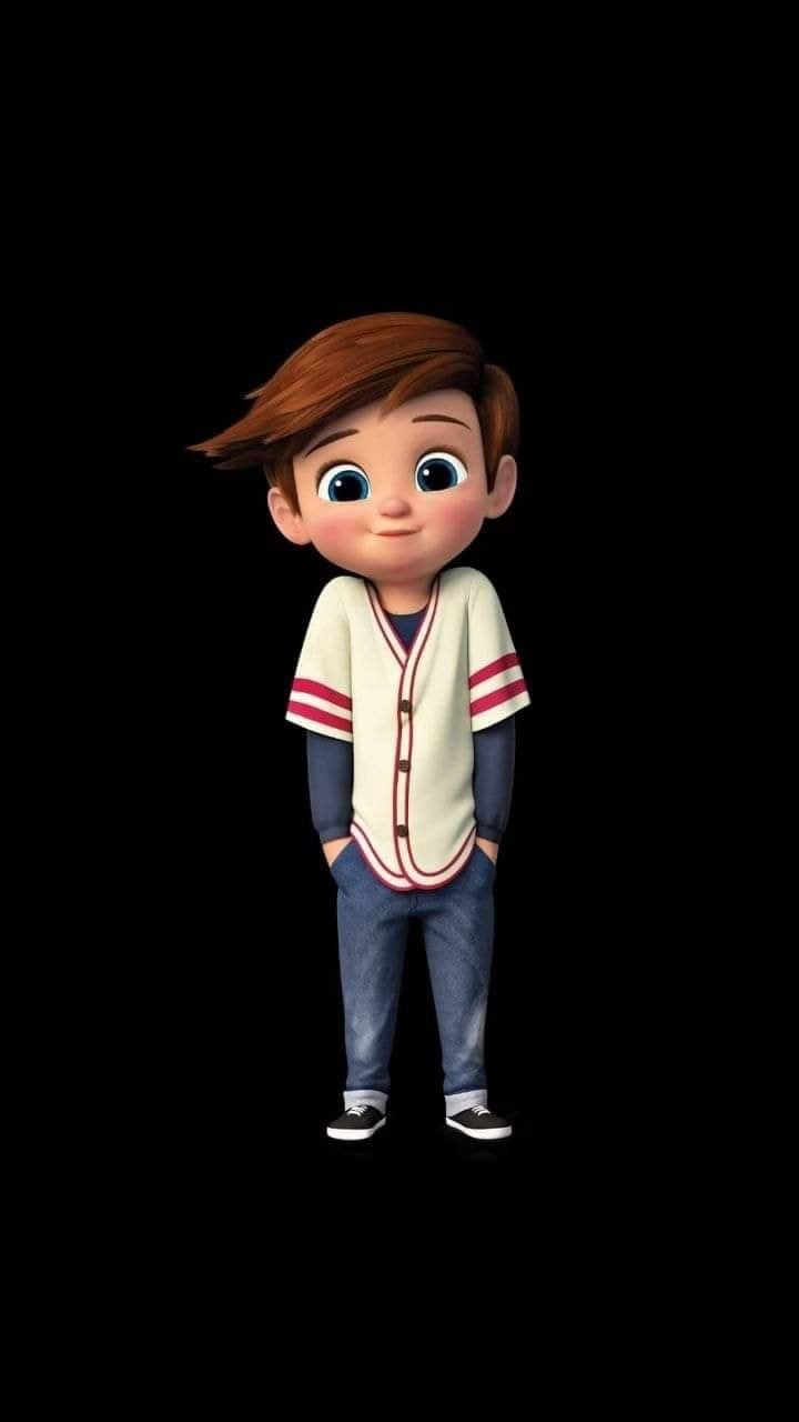 Pin By Viicttor Dey On Quotes And Wallpapes Cute Cartoon Boy Cute Cartoon Wallpapers Cartoons Dp Cute wallpapers for boys