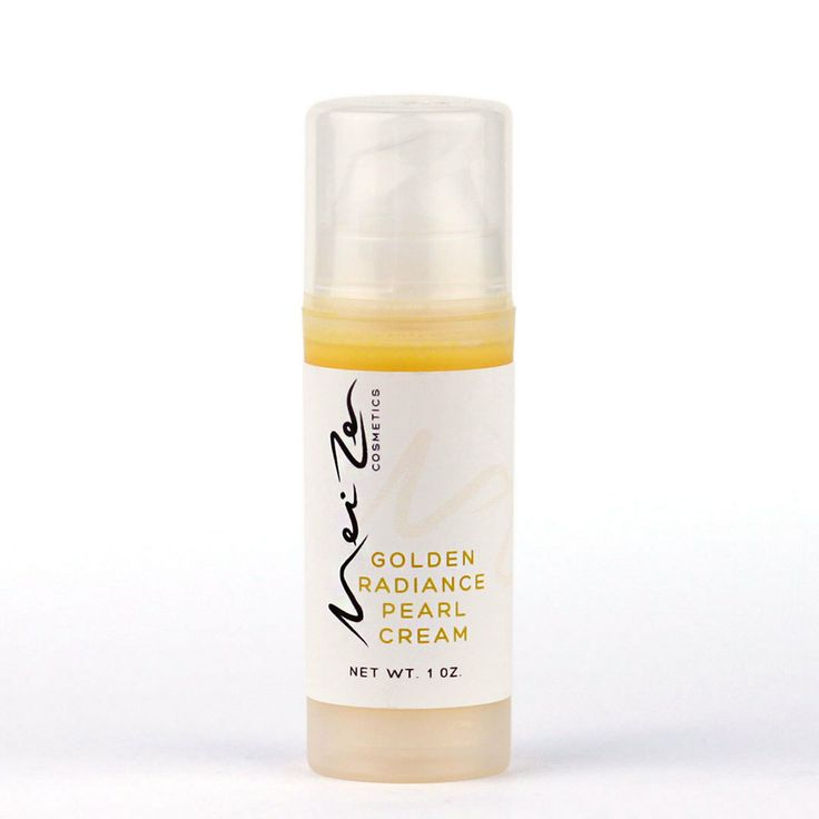 Golden Radiance Pearl Cream - $45.00   Our Golden Radiance Cream improves the appearance of sun damage, pigmentation conditions, acne and redness, and brightens the appearance of the skin.  http://www.meizencosmetics.com/golden-radiance-pearl-cream/