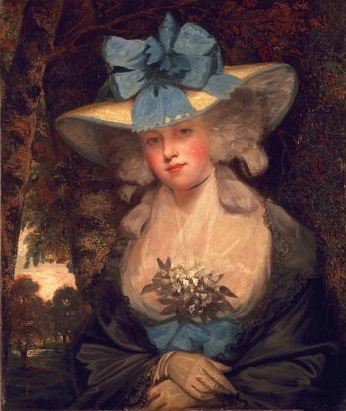 Portrait de Isabella Ingram Seymour Conway, vicomtesse Beauchamp, 1789 John Hoppner