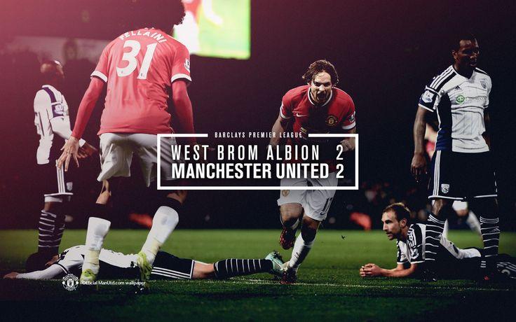 Manchester United Vs West Brom 2014-2015 season
