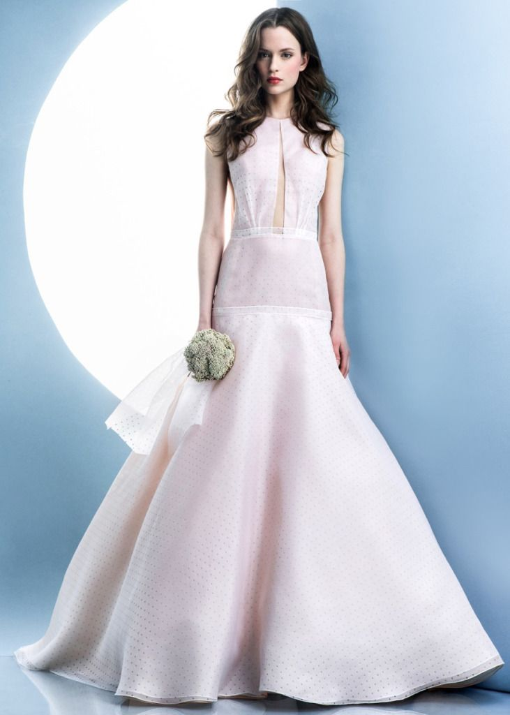 Angel Sanchez Spring 2016 Wedding Dresses