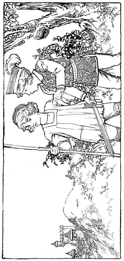 132 Best Images About Medieval Renaissance Coloring Pages