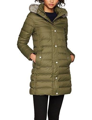 Parkas mujer invierno firma Tommy Hilfiger #parkasmujer2017 #plumas #plumiferosmujer #moda #style #abrigos #cazadoras #plumas #invierno #moda #mujer #estilo #outfit #parkasmujer