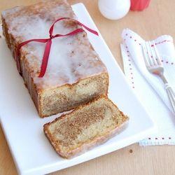 Cerceta almendra Torta del pan de jengibre