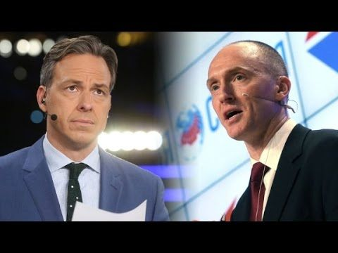 Carter Page's full interview with Jake Tapper