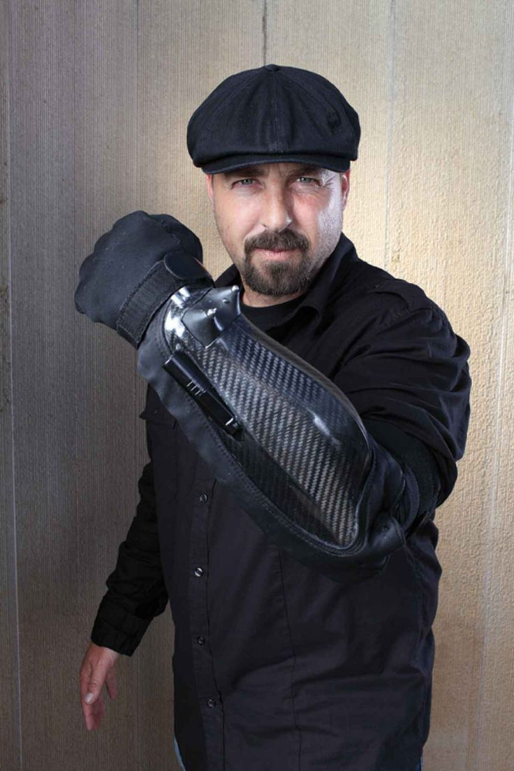 2011 Invention Awards: A Crime-Fighting Armored Glove | Popular Science