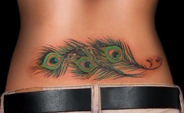 Tatuajes con buen gusto para espalda baja - Belagoria