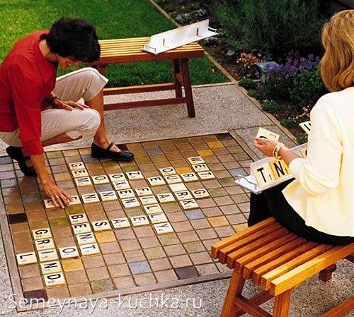 игры на даче для детей