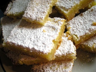 InsomniMom: RECIPE: Amish Lemon Squares