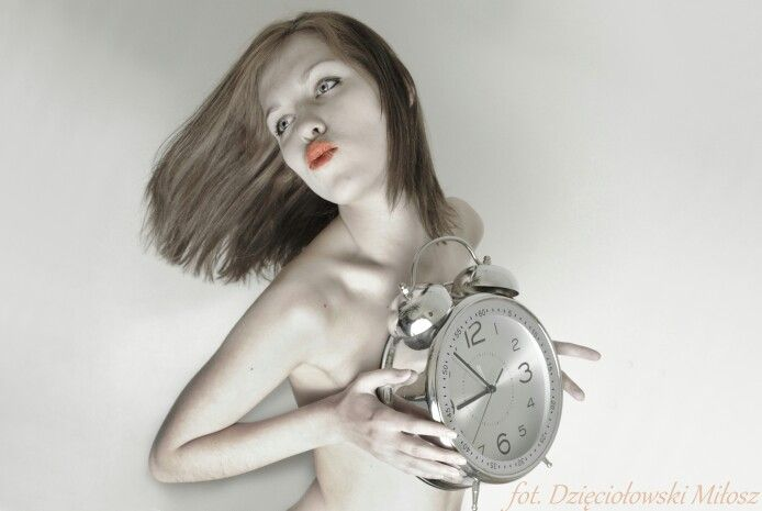 flashing time