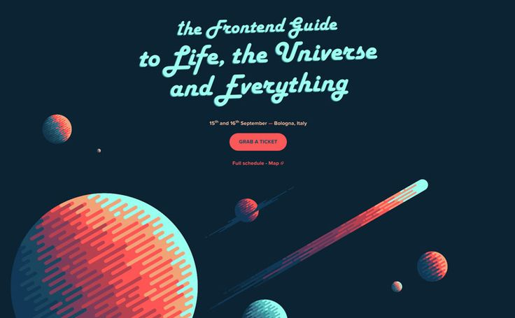 New Design: The Frontend Guide to Life...