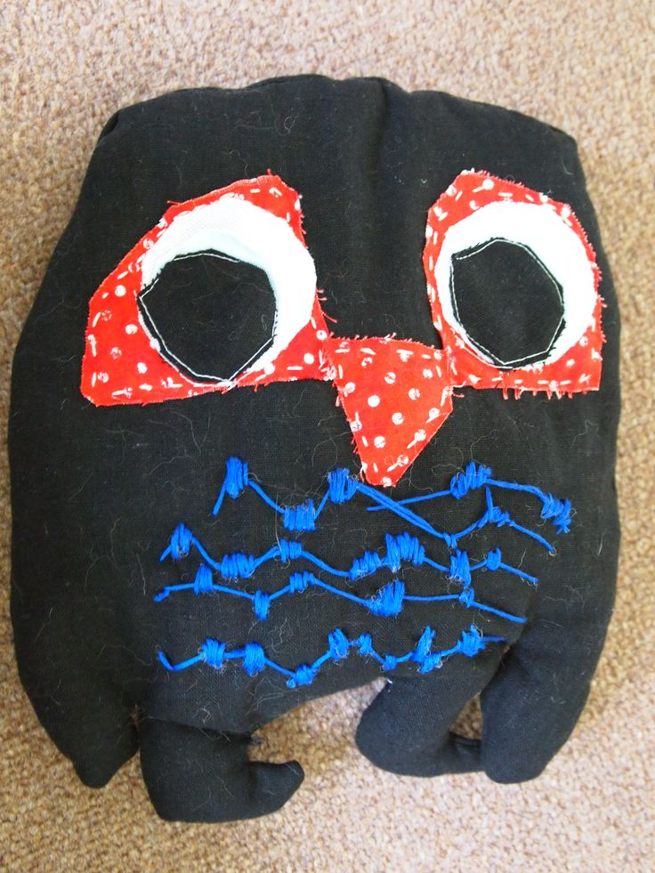 Owl inspired by one of our favourite stories 'A Bit Lost'.