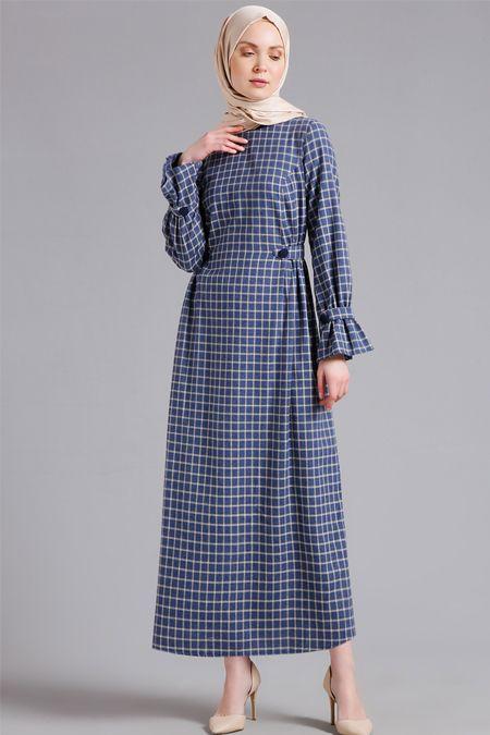 Refka Bej Kare Desenli Elbise, 89.99 TL  http://alisveris.yesiltopuklar.com/refka-bej-kare-desenli-elbise.html
