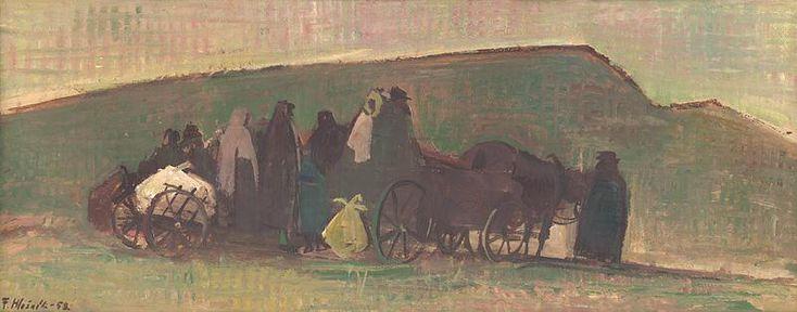 Ferdinand Hložník - Utečenci