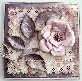 Riddersholm Design: Blomster kort