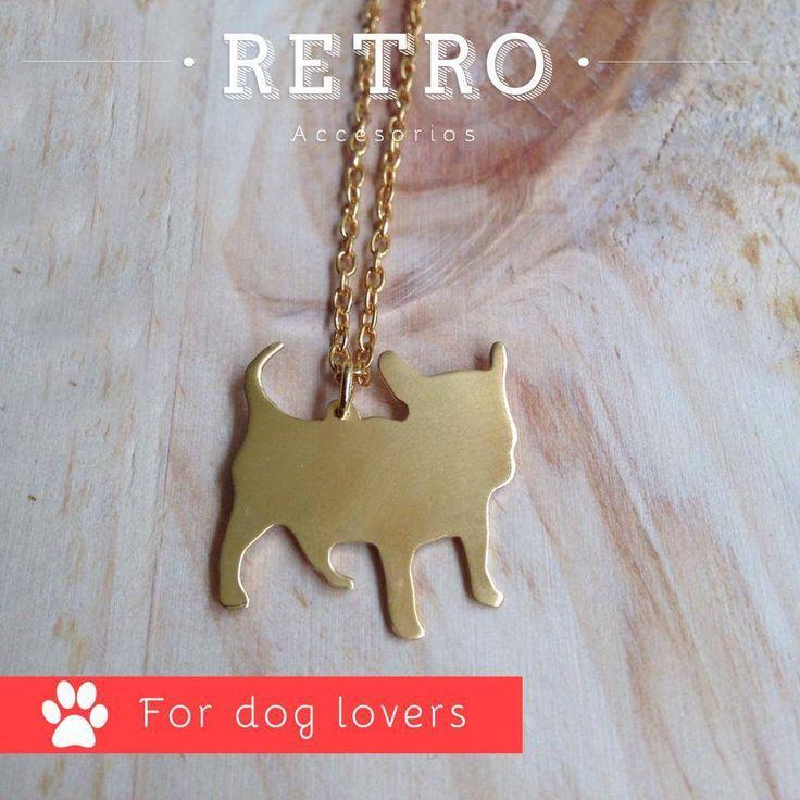 Collar French Bulldog — Retro Accesorios