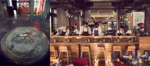 Pot Luck Club Kapstadt - in den Top 50 Restaurants weltweit