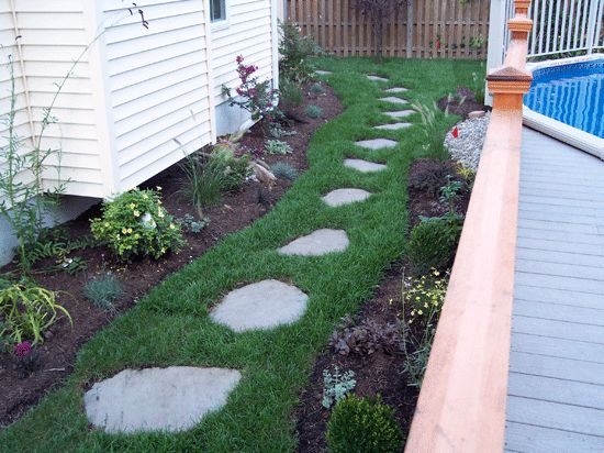 17 Best Ideas About Front Steps Stone On Pinterest