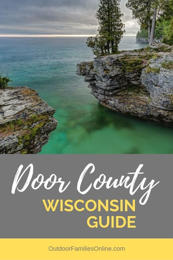 Door County Wisconsin Top Hotels Campgrounds Family Activities Family Adventure Travel Door County Door County Wisconsin