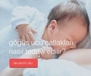 Bebeğinizi emzirmek istiyorsunuz, fakat göğüs uçlarınız feci yara ve kanıyor. Göğüs ucu çatlakları tedavisi için mutlaka bu yazıya göz atın!