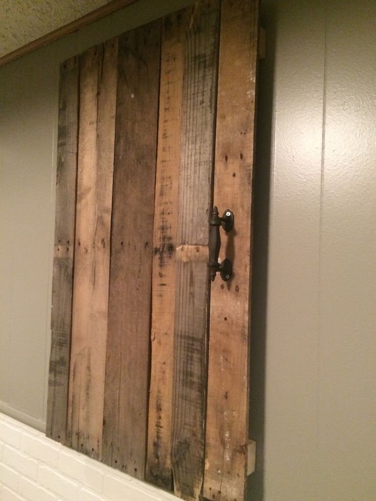 1000 images about electrical panel box cover up on How to disguise wood paneling