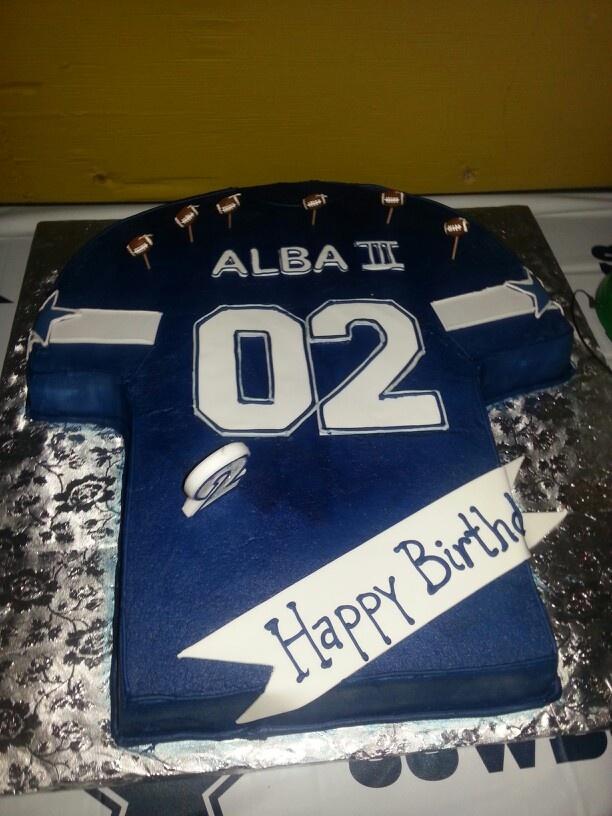 Dallas Cowboys Birthday Cake Ideas and Designs