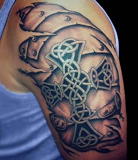 #celtic #tattoo #tattoos #ideas #designs #men #formen #menstattooideas