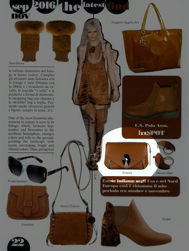 Cromia - e-shop - shop by editorial ITALY - VOGUE ACCESSORY 01.09.16
