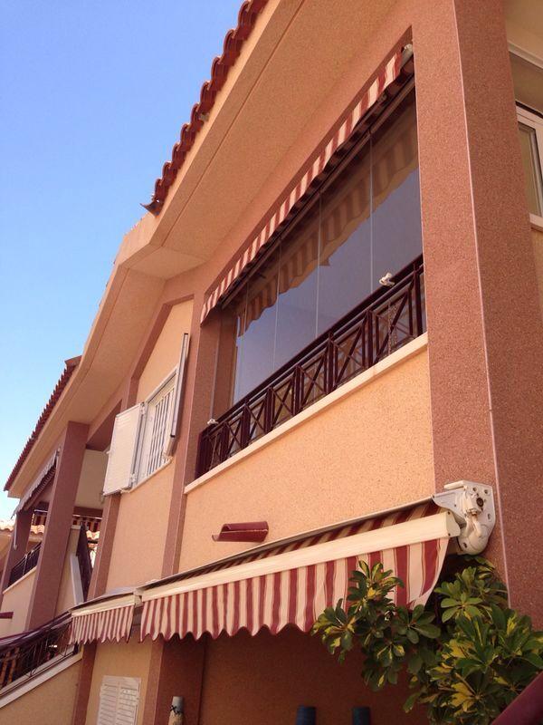 Zarglass!!!Acristalamiento de terrazas con cerramientos sin perfiles.