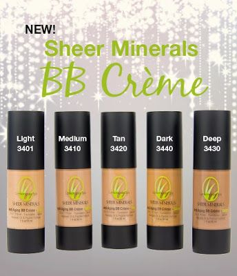 Product review lemongrass spa sheer minerals bb creme for Bb spa
