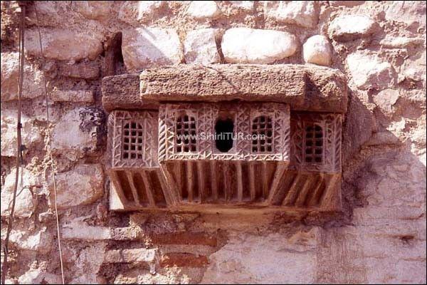 Turkish bird house