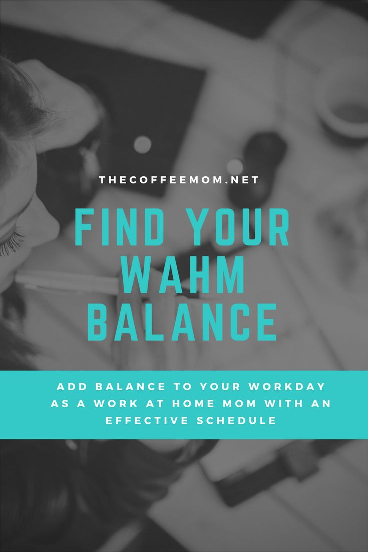 Tips to making a work from home schedule that will work for y ou
