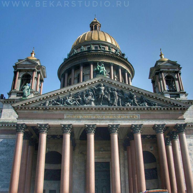 Исаакиевский собор. Санкт-Петербург.