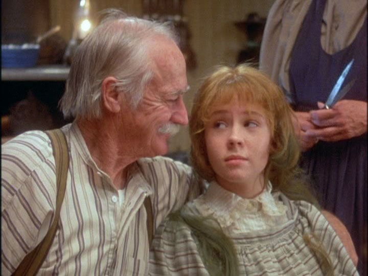 """""""Well, you're our girl now. And the prettiest on this side of Halifax"""" – Matthew Cuthbert (Anne of Green Gables)"""