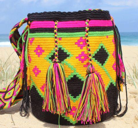 Mobolso - Savanna - Wayuu Mochila