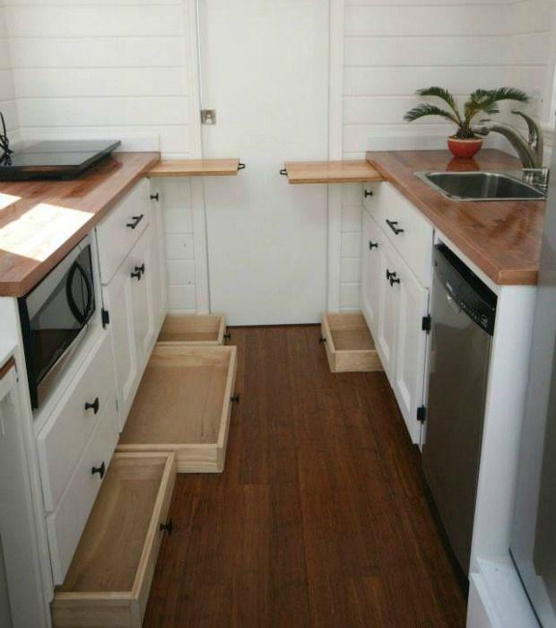 6 Tiny-House Storage Tricks to Steal